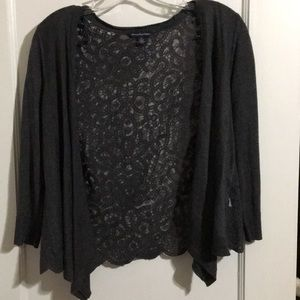American Eagle Outfitters Sweaters - American Eagle crochet lace sweater